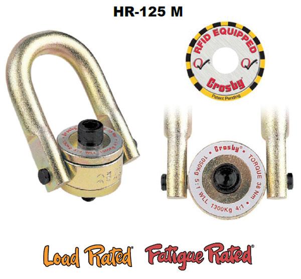 Metric Swivel Hoist Rings