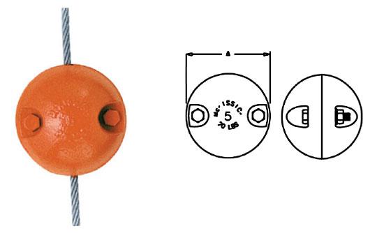 Split Overhaul Balls Diagram