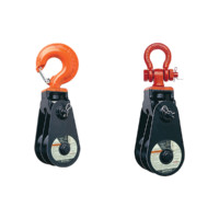 McKissick® Light Champion Double Sheave Snatch Blocks
