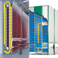 Automated Storage & Retrieval Systems (AS/RS)