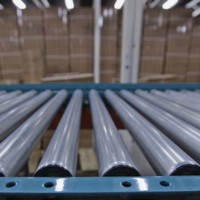Live Roller Conveyors