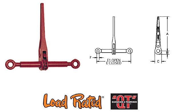 R-10 Binder Without Links & Hooks Diagram