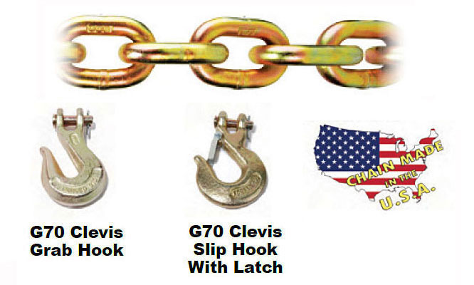Transport (Binding) Chain—Grade 70 (Laclede)