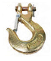 Hooks (Laclede) Grade 70—Clevis Slip Hook with Latch