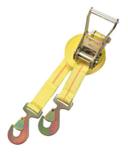 Standard Handle Ratchet with Flat Snap Hooks
