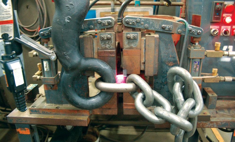 Chain Inspection & Repair Program 2