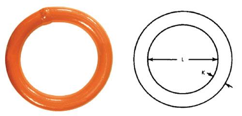 Herc-Alloy 800 Master Rings Diagram