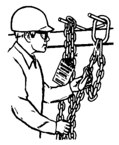 Recommended Chain Sling Use 1