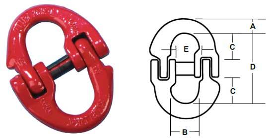 Kuplex® Kuplok® Diagram