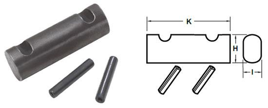 Kuplex® Load Pins & Retaining Pins