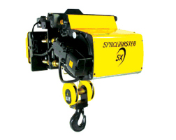 Normal Headroom Trolley Spacemaster® Wire Rope Hoists