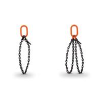 Herc-Alloy 1000 Basket Type Chain Slings