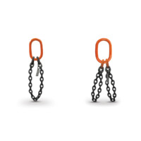 HERC-ALLOY 800 BASKET-TYPE CHAIN SLINGS