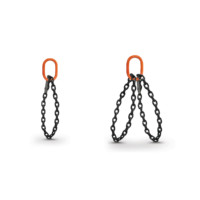 HERC-ALLOY 800 ENDLESS BASKET CHAIN SLINGS