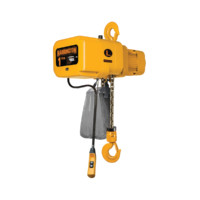 Electric Hoists: (N)ER 3-Phase Electric Chain Hoists