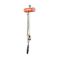 Electric Hoists: ShopStar Electric Chain Hoist