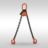 Adjustable Alloy Chain Slings