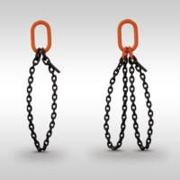 Basket Alloy Chain Slings