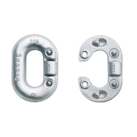 Crosby® 335 Galvanized Missing Link Replacement Links