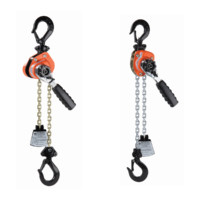 Manual Hoists: Series 602/603 Mini Ratchet Lever Hoist
