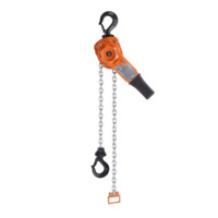 Manual Hoists: Series 653 Lever Hoist