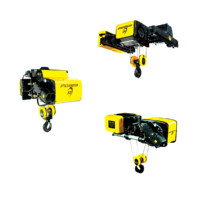 Wire Rope Hoists: Spacemaster® Wire Rope Hoists