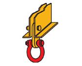 Low Headroom Multiple Spread Lifting Beams (Model 20) E