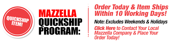 Mazzella QuickShip Program