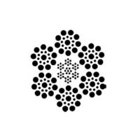 6 x 19 Rotary Drill Line
