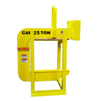 25-Ton C-Hook with Stand