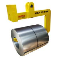 25-Ton Low Headroom C-Hook