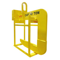30-Ton C-Hook with Stand