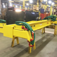 Lifting Beams with Twin-Path Slings