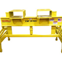 10-Ton Branded Round Coil Tong