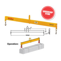 Fixed Spread Lifting Beams (Model 19)