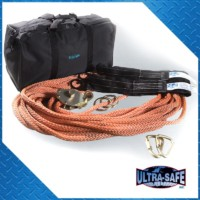 Horizontal 60' System 2 Person Rated – Synthetic