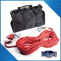 Temporary 4 Person System Lifeline – Synthetic