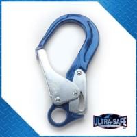 Large Rebar Hook, 3,600 lbs Gate, Aluminum, 2 1/4″ Throat