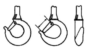 Useful Guidelines For The Rigger Diagram - Check the hook and reeving