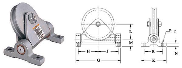 G-602-S Flag Blocks Diagram