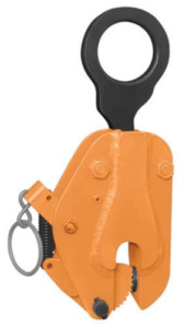 Model FR Vertical Lifting, Locking