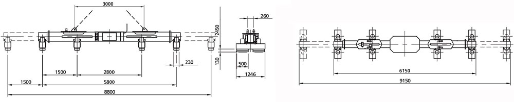 Sheet Handling Magnets—TM 4 Series detial image
