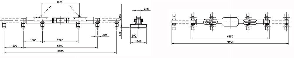 Sheet Handling Magnets—TM 6 Series-lines