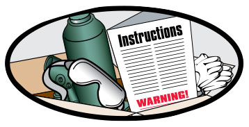 3. Safety Instructions.