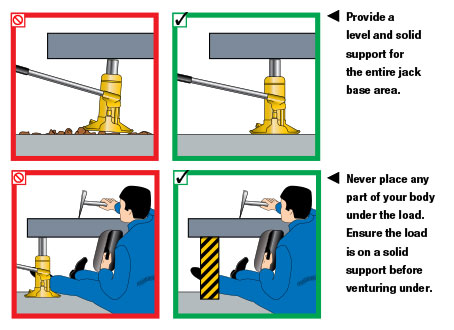 Enerpac Hydraulics Safety Instructions 1