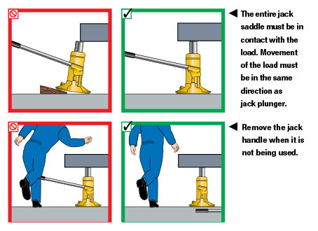 Enerpac Hydraulics Safety Instructions 2