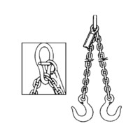 Tool Box Chain Sling