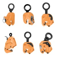 Vertical Lifting / Locking Clamps (J.C. Renfroe)
