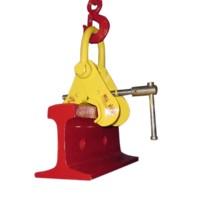 Adjustable Universal Rail Lifting Clamps (SuperClamp)
