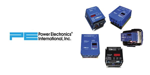 Power Electronics Crane Controls
